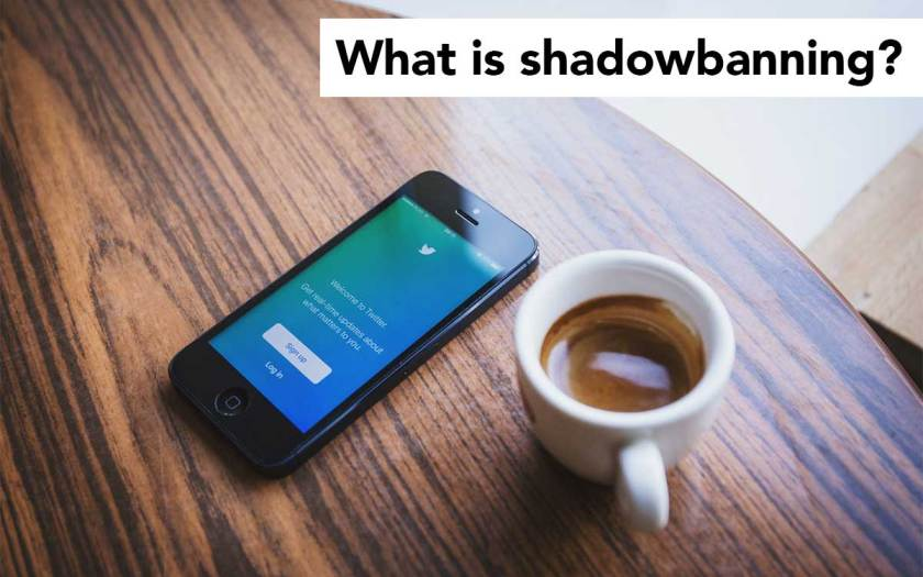 What is shadowbanning