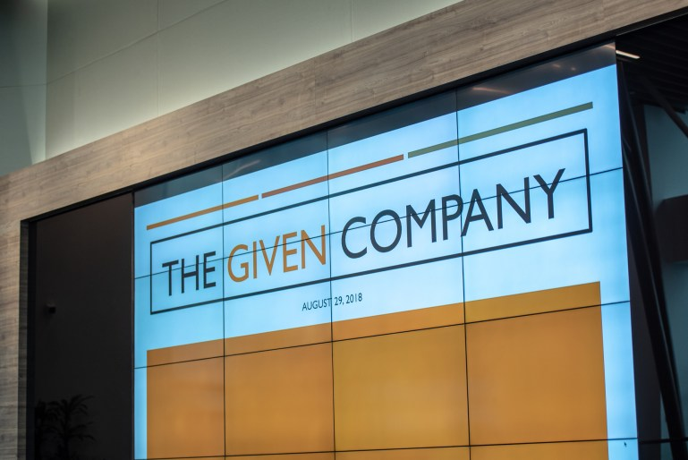 The GIVEN Company