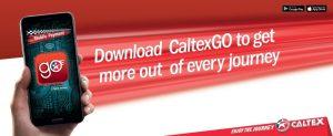 CaltexGO mobile app
