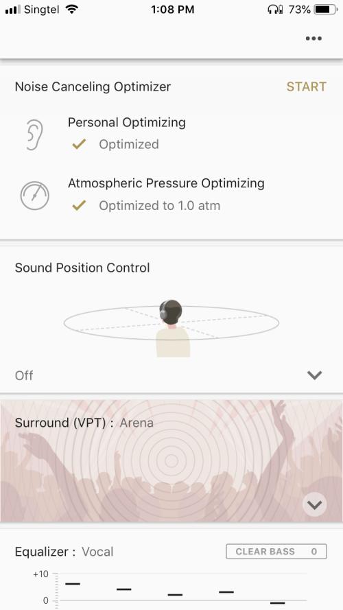 Headphone Connect App