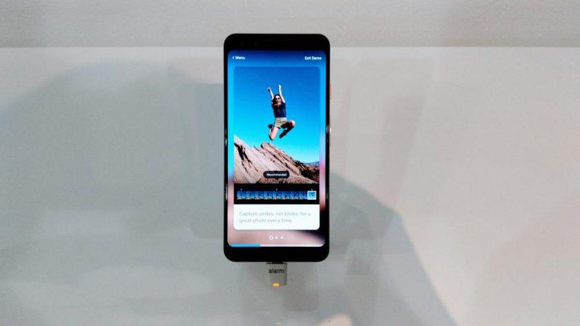 Google Pixel 3 and Pixel 3 XL - Top Shot