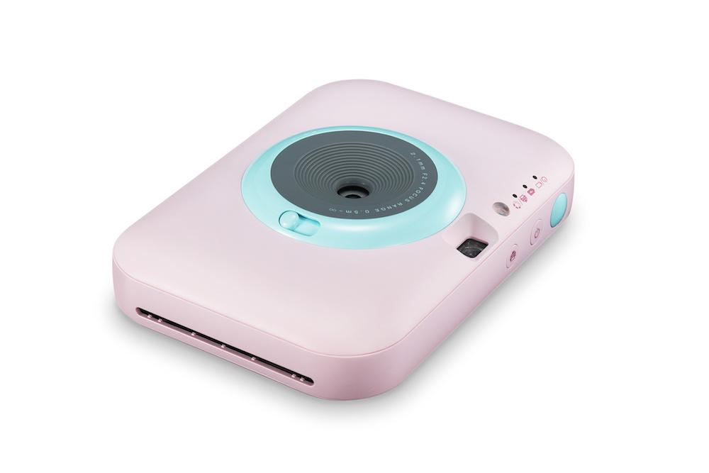 LG Pocket Photo Snap - Pink