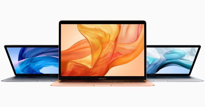 New Apple MacBook Air 2018