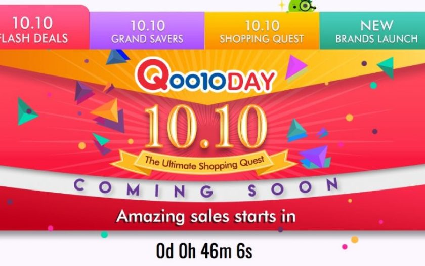 Qoo10 Day 2018
