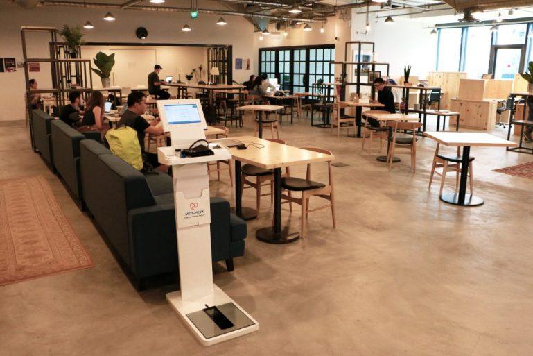 SmartFuture Medcheck Kiosk
