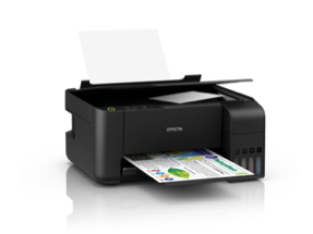 Epson's EcoTank L3110 / L3150 Ink Tank Printer