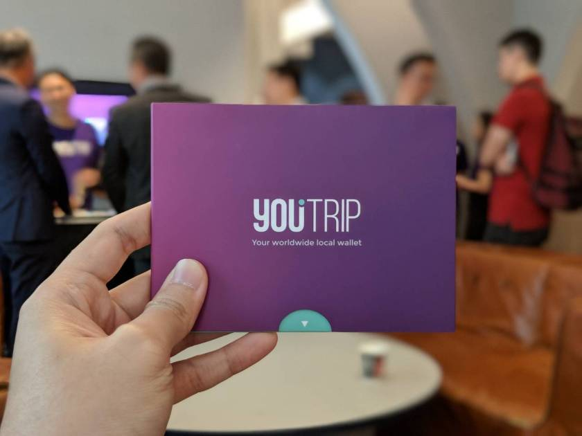 Review of YouTrip - the only card you need for your travels