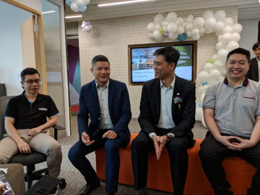 Opening of the Co-Innovation Space