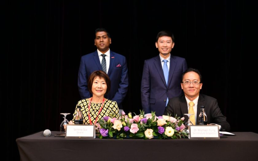 Oracle and SkillsFuture Singapore Collaborate to Strengthen Singapore's Talent Econom