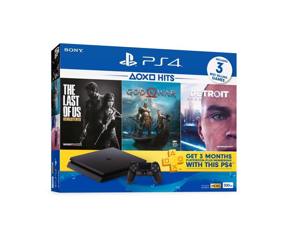 PlayStation HITS Bundle