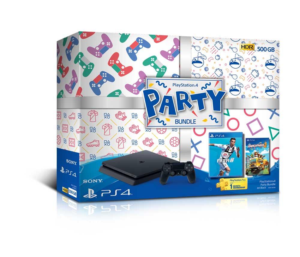 PlayStation 4 Party Bundle