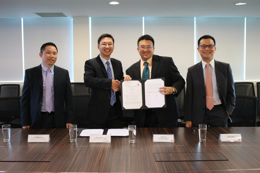 M1-Jurong Port MOU signing Ceremony, 5 Dec 2018 - Pix 2