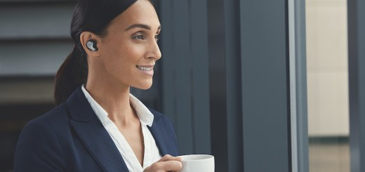Jabra launches Evolve 65t - World's first true wireless earbuds for business use   Tech Coffee House