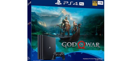 PS4 Pro God of War Bundle