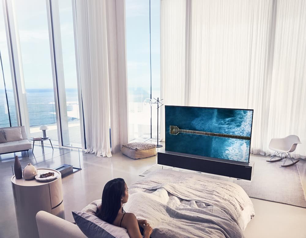 LG OLED TV R | Tech Coffee House