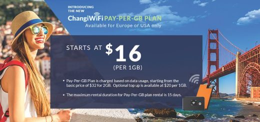 ChangiWiFi Pay-Per-GB | Tech Coffee House