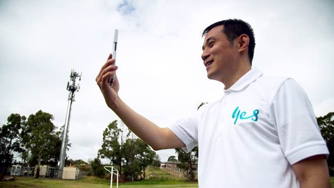 Singtel, Optus, Ericsson and OPPO achieve ground-breaking Augmented Reality 5G video call between Singapore and Australia