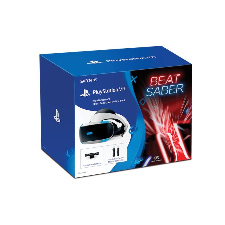 Sale of PS VR Beat Saber starts 10 May 2019