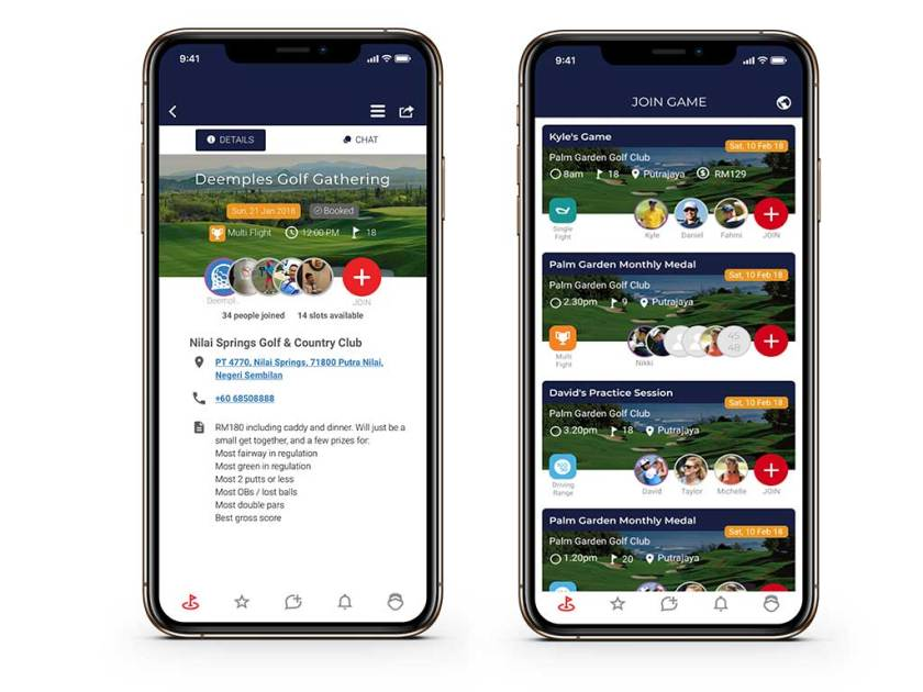 Deemples, Southeast Asia's leading golf startup, raises US 105,000 dollars