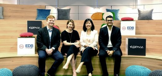 Essence launches Essence Global Ventures supported by the Singapore Economic Development Board