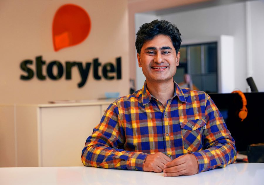 StoryTel is now available in Singapore, starting with more than