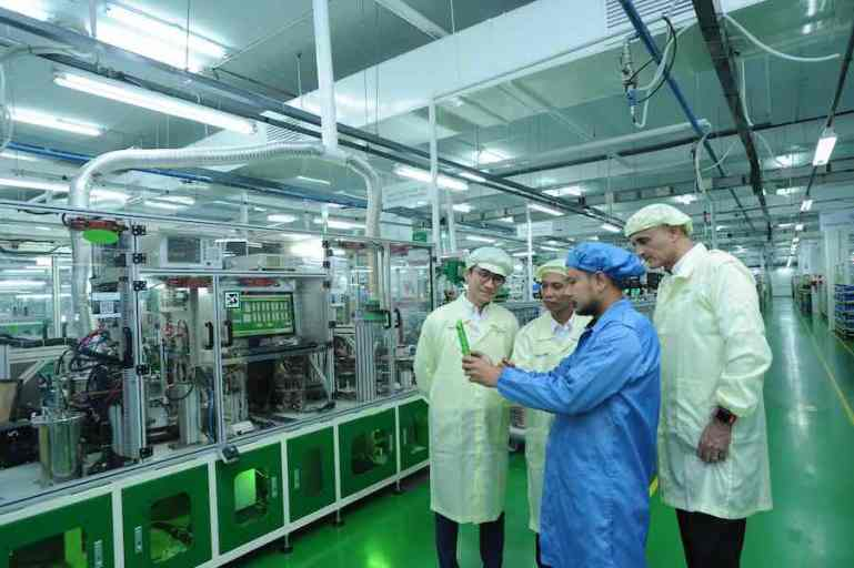 Schneider Electric's smart factory in Batam takes organisations in Asia on their first step towards Industrial Internet of Things