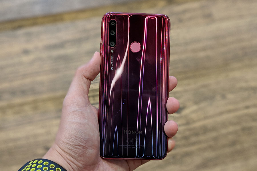 HONOR launches HONOR 20 Lite at SGD338   Tech Coffee House