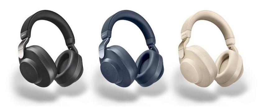 Jabra Elite 85h: Headphones with artificial intelligence