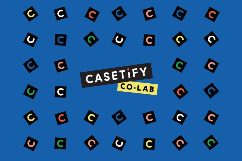 CASETiFY launches CASETiFY co-lab, a Creative Program for Designers to Release Exclusive Tech Accessory Capsules