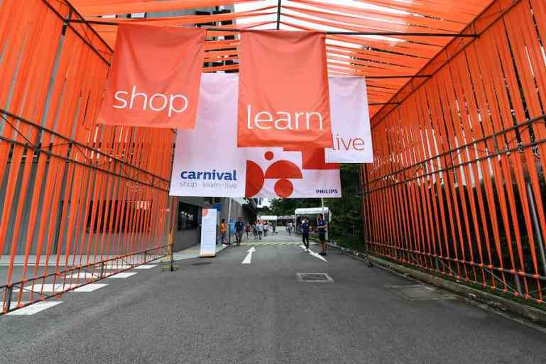 Generous deals and fun-filled activities await at the Philips Carnival