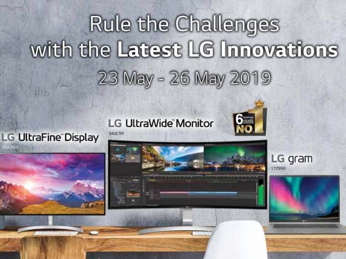 Download these StarHub and LG CEE 2019 brochures | Tech Coffee House