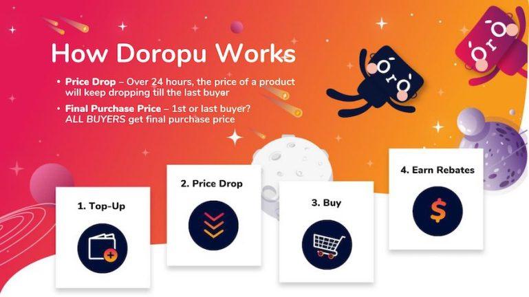 Doropu comes to Singapore