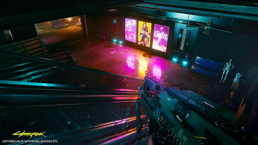 CD PROJEKT RED and NVIDIA partner to bring ray tracing to Cyberpunk 2077