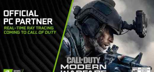Call of Duty: Modern Warfare to support DirectX Raytracing on PC, powered by NVIDIA GeForce RTX