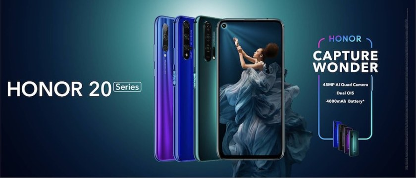 HONOR unveils new phones to challenge the big boys