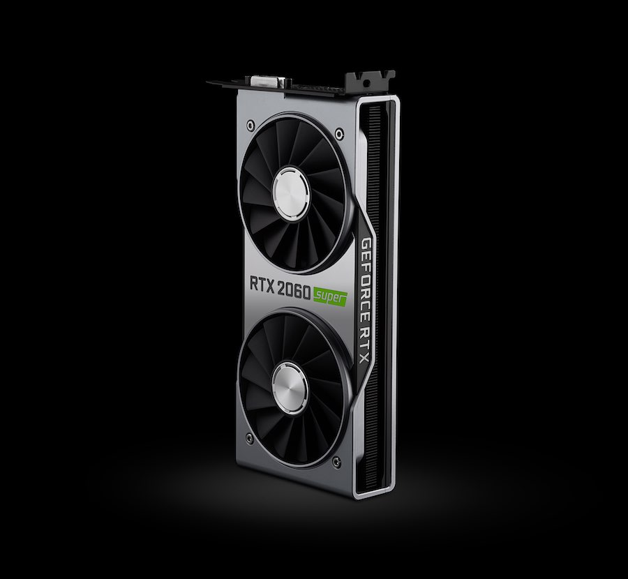 NVIDIA launches GeForce RTX SUPER Series