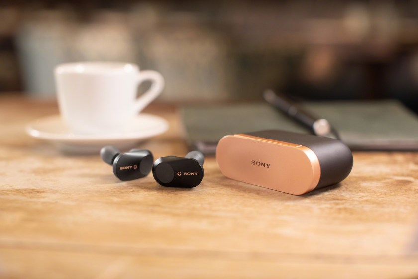 Sony unveils New WF-1000XM3 truly wireless headphones with noise cancellation