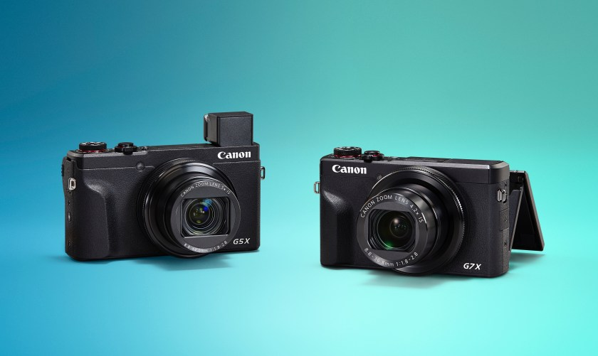 Canon unveils pocket-friendly PowerShot G5 X Mark II and PowerShot G7 X Mark III