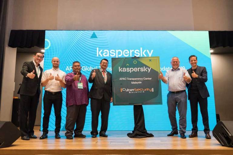 Kaspersky to open first Transparency Center in APAC