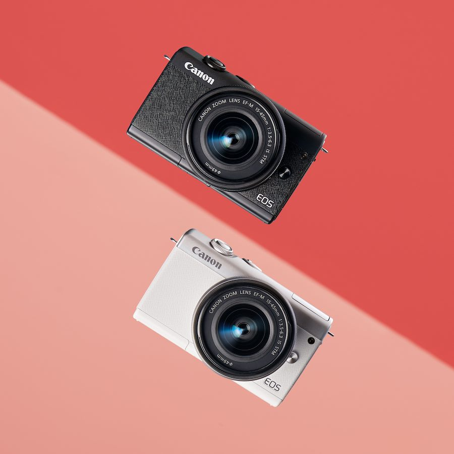 Canon Inspires Creativity and Innovation with the EOS M200, the Latest Addition to the EOS Mirrorless Interchangeable Lens Camera Line-Up