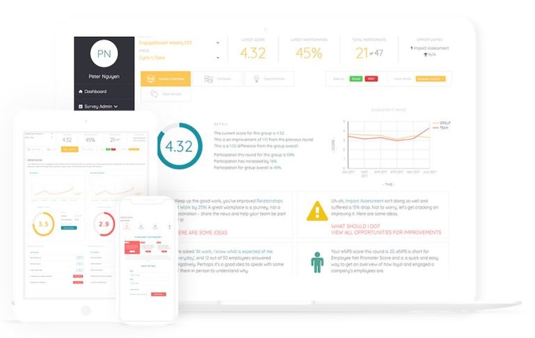 EngageRocket launches next-gen analytics to enable fast and data-driven strategic HR business decisions