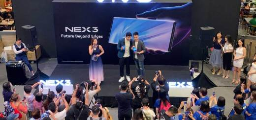 vivo NEX 3 reaches out to heartlanders at Bedok Mall