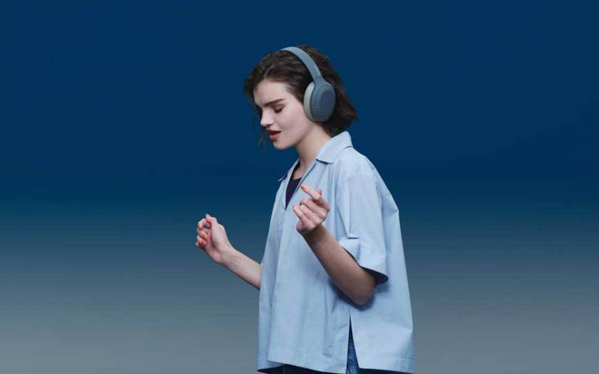Cancel out the noise in style with Sony's WH-H910N headphones