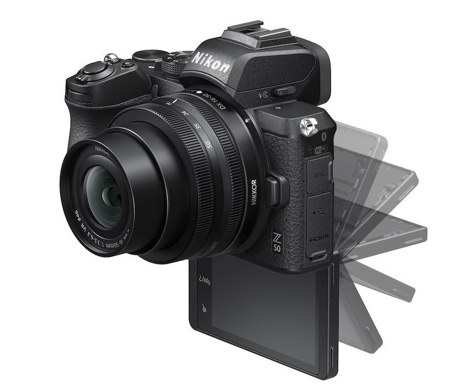 The creator's companion: Nikon's new Z 50 mirrorless camera