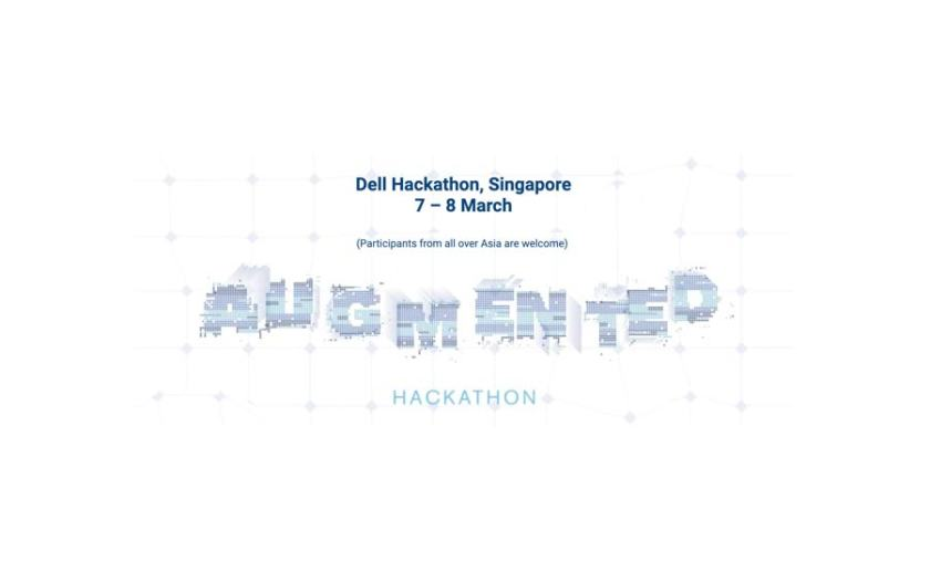 Dell Technologies Launches Augmented Hackathon that Aims to Transform the Future of Work