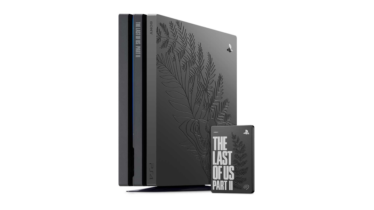Seagate Introduces Limited Edition The Last of Us Part II Game Drive