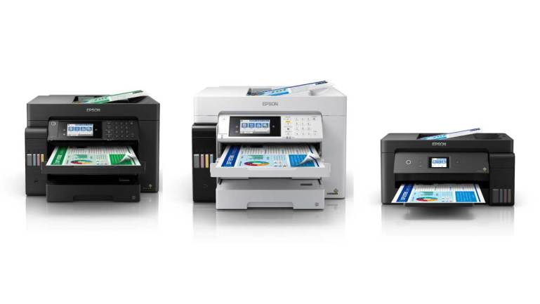 Epson Expands EcoTank Printer Line-up with Three New Launches