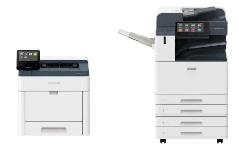 Fuji Xerox Singapore Spearheads Digital Transformation for Businesses with 19 New Product Models