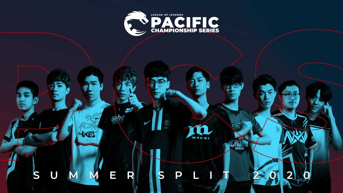 Riot Games and CTBC Bank Partner for the League of Legends Pacific Championship Series