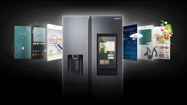The Heart of Every Smart Home: Introducing Samsung's Next-Generation Family Hub™